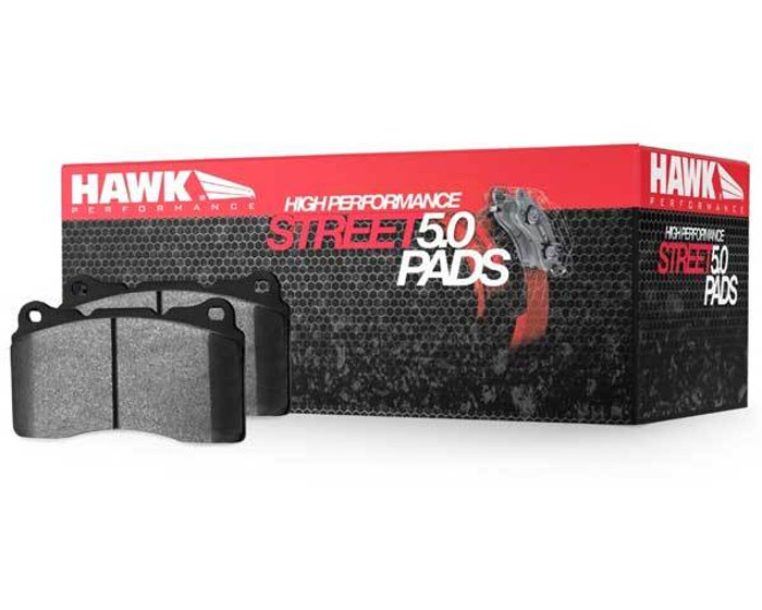 Hawk High Performance Street 5.0 Rear Brake Pads