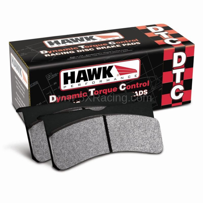 Hawk DTC-30 Race Rear Brake Pads