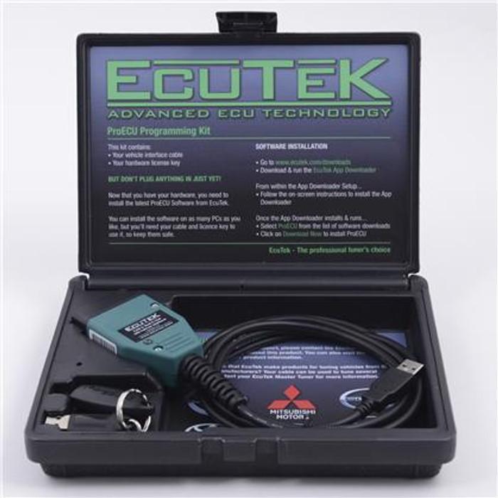 AVO 13+ Subaru BRZ / 13+ Scion FR-S EcuTek Pro-ECU Kit Cable & License