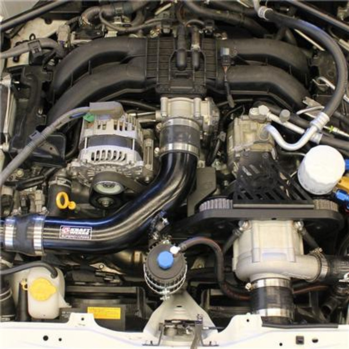 KraftWerks BRZ / FRS / FT86 Supercharger Kit - Black *Does Not Include Tuning*