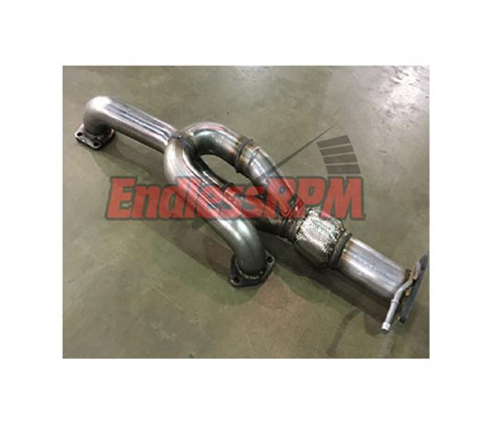 EndLess Acura TL Performance J-pipe - 09-14 AWD (09-14 endless j pipe awd)