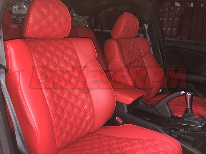 Acura TSX CU2 CLAZzio Custom seat covers 2009-2014