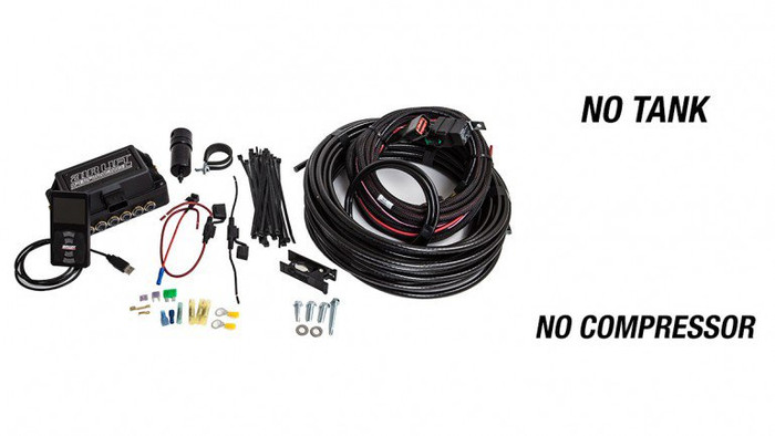 Air Lift Performance 3P (1/4 Air Line No Tank No Comp) (alf27680)