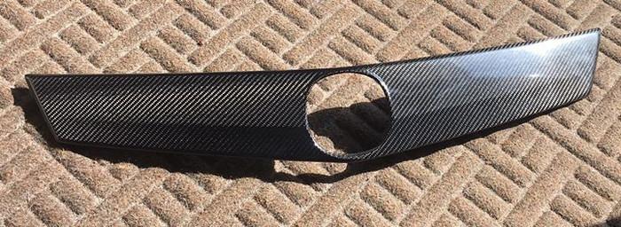 2012-2014 Acura TL front grill Real Carbon fiber