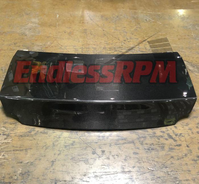 Nissan GTR R35 Carbon Fiber Trunk - 2009-2015 - Fiber Kreations