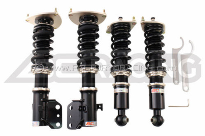 BC Racing BR Series Coilovers fits: 2014+ Subaru Forester SJ - F-23