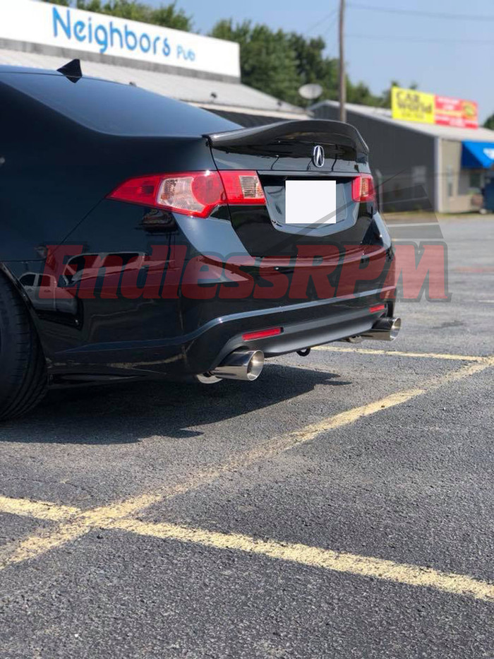 2009-2014 Acura TSX CU2 DuckLip Style Trunk Spoiler