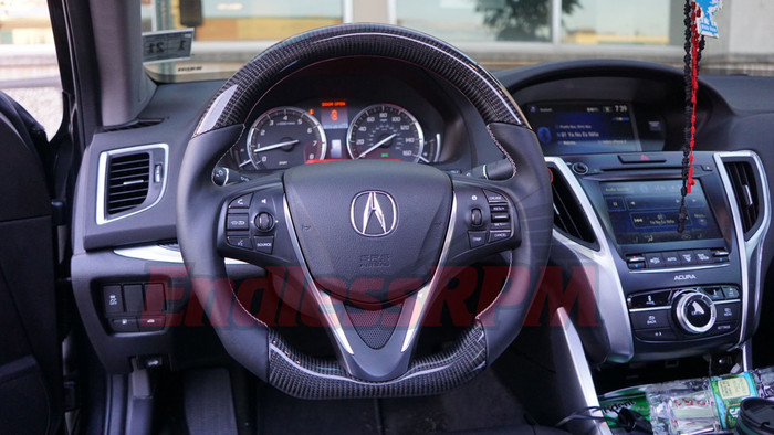 Custom Steering Wheel (2015-18) ACURA TLX + Aspec