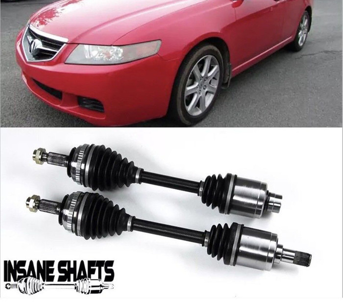 Insane Shafts 500 HP Axle, Driver, 2004-08 ACURA TSX CL9 (ALL) - is063