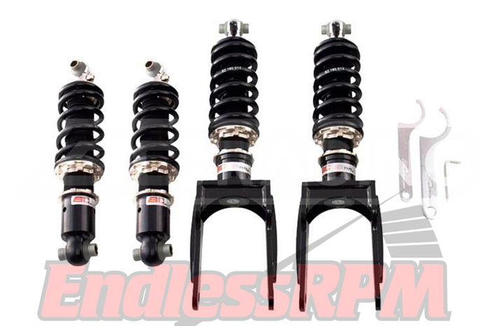 BC RACING BR TYPE COILOVERS FULLY ADJUSTABLE FOR DODGE VIPER 1996-2002 Z-07-BR