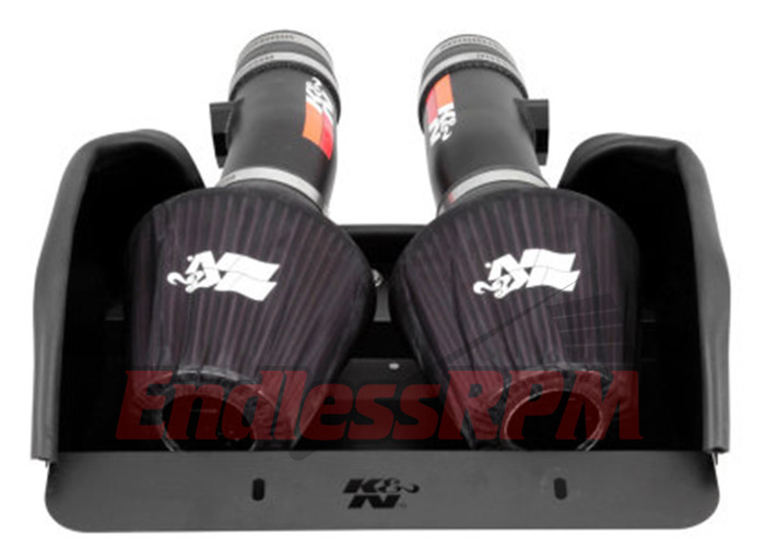 K&N 69 Series Typhoon Performance Intake Kit for 2013-17 Dodge Viper 69-2528TTK
