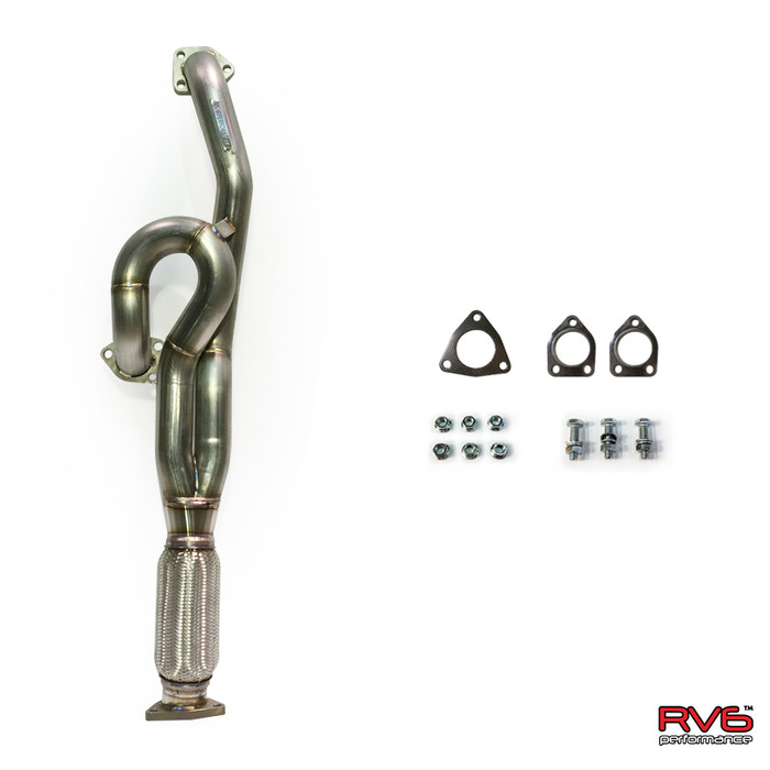 RV6™ V2 Long Tube Jpipe Kit 05-08 RL - FreeShip