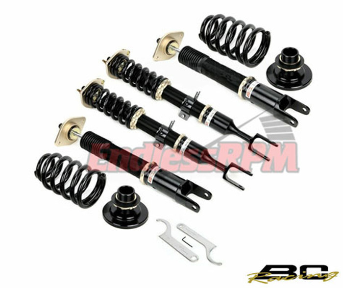 BC Racing BR Type Coilovers Shocks Springs for Acura RL 96-04 KA9