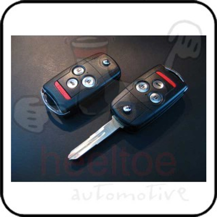 Milled TL-S Style Switchblade Key : for 2004-06 - TL & 04-08 TSX