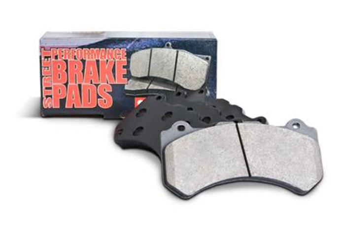 Stop Tech Performance 04-09 Acura TSX / TL / 09 Accord V6 Coupe ONLY Front Brake Pads