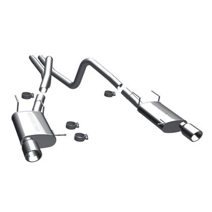 MagnaFlow SYS C/B 2011-14 Ford Mustang 3.7L