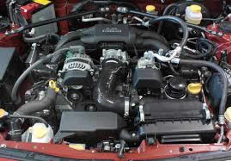 Subaru BRZ Extra Hose Delete Black Silicone Intake Inlet Pipe For Scion FR-S