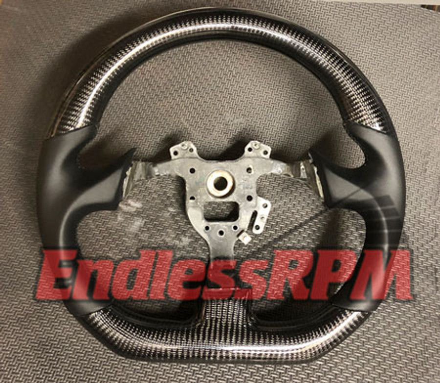 Honda s2000 s2k AP1 AP2 custom carbon Fiber steering wheel