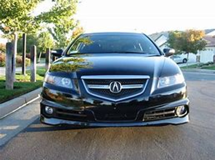 A-spec Front and Rear 2004-2008 Acura TL + Type-S