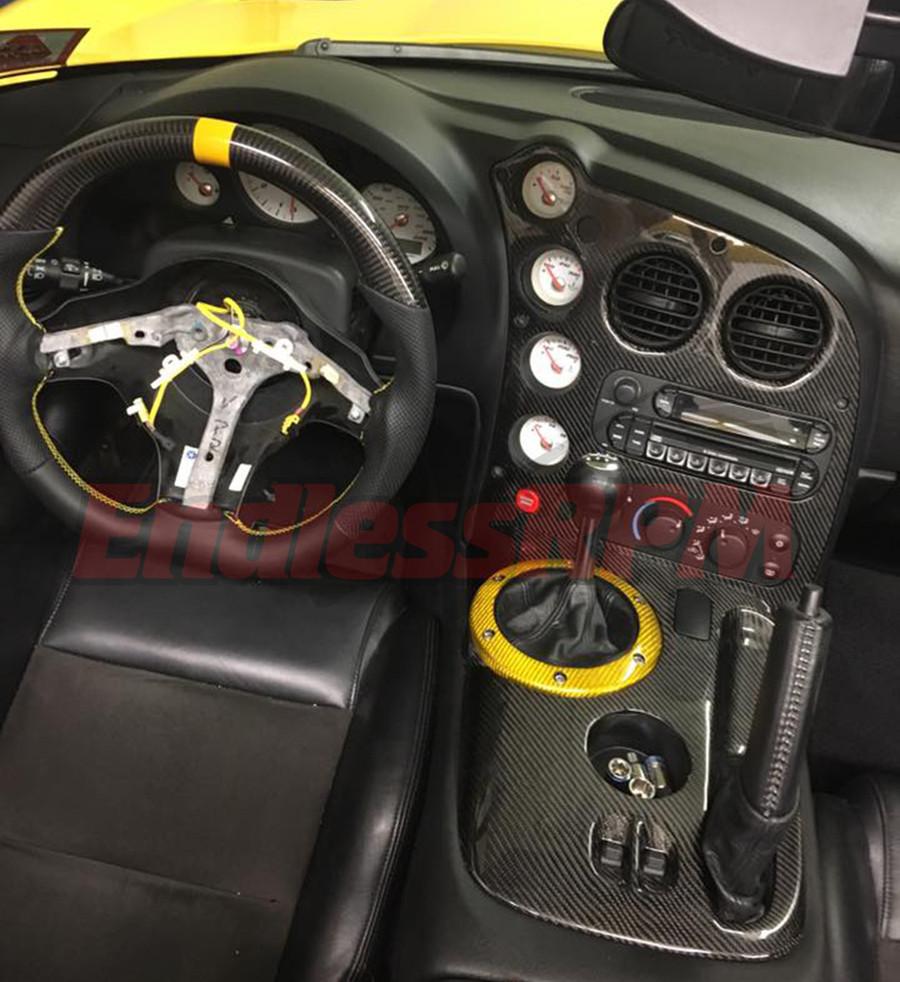 Custom Steering Wheel Dodge VIPER - (1993-2017 All Gens)