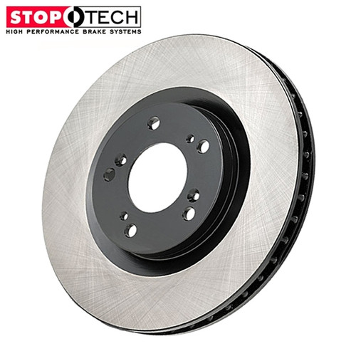Blank Stoptech Acura Tl Brake Rotors