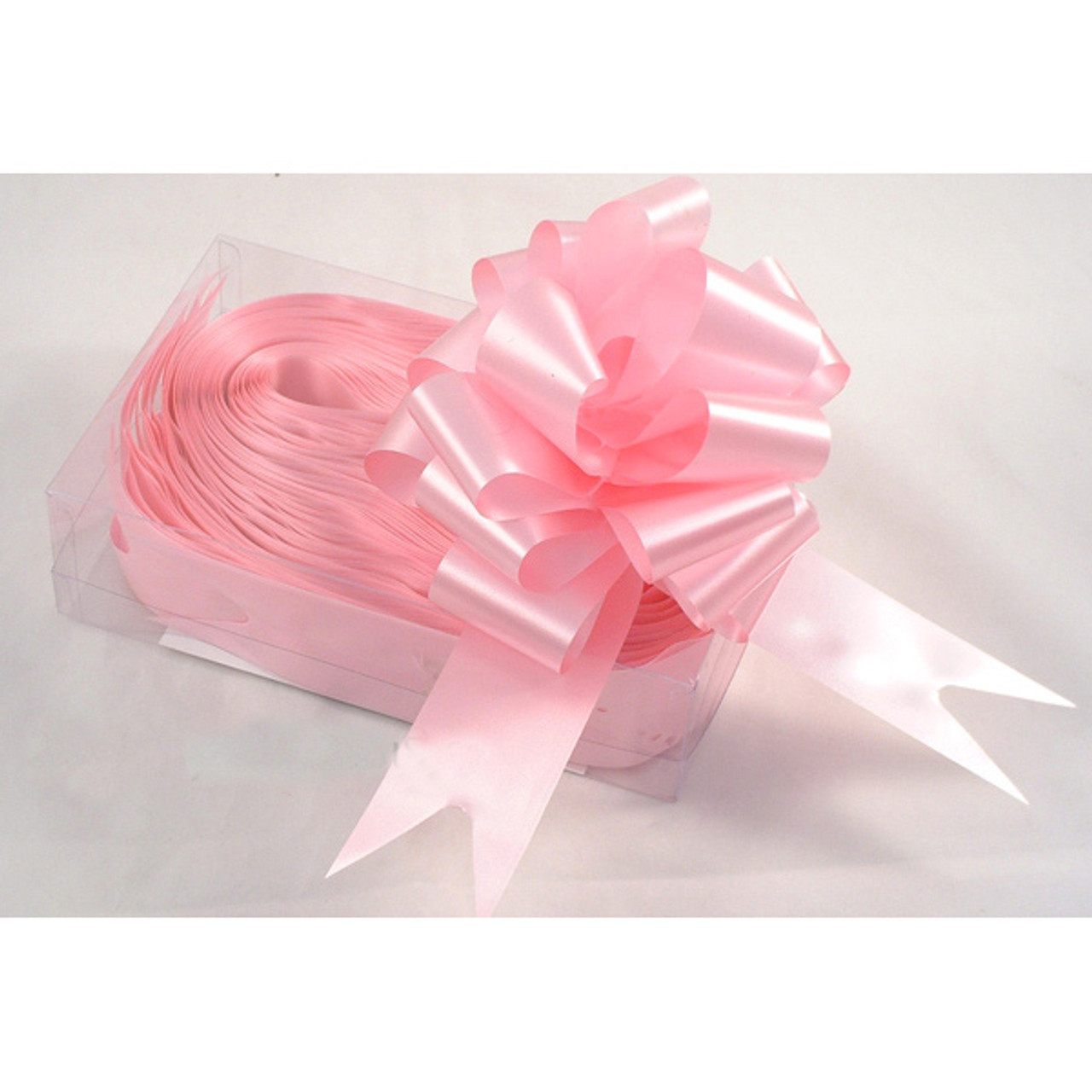 Florists Pull Bows by Oasis® 5cm Box of 20 Cerise Pink
