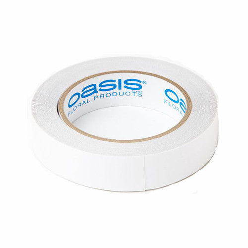 Tape Oasis Double Sided Tape 25mm Wide x 25m Roll