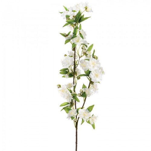 Apple Blossom Branch Cream 92cm