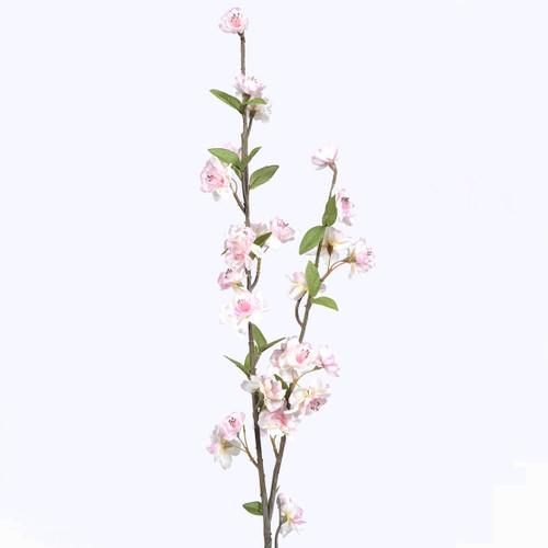 Spring Blossom Branch Pale Pink 90cm