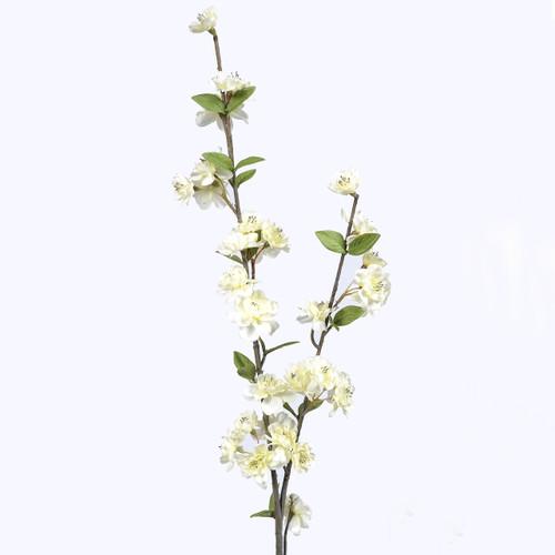Spring Blossom Branch Cream 90cm