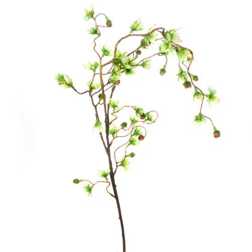 Cherry Blossom Branch Weeping 110cm Green