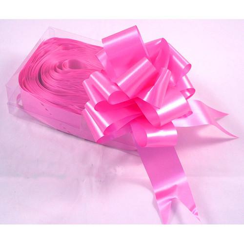 Florist Ribbon Bows 5cm Cerise Pink