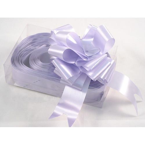 Florist Ribbon Bows 5cm Lilac