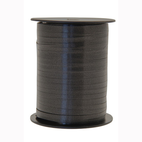 Curling / Balloon Ribbon Black