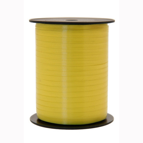 Curling / Balloon Ribbon Yellow
