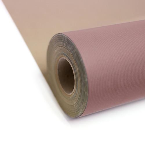 Kraft Paper 50cm x 120m Baby Pink