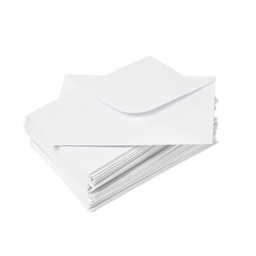 Pack of 100 x Small White Envelopes 11 x 7.5cm