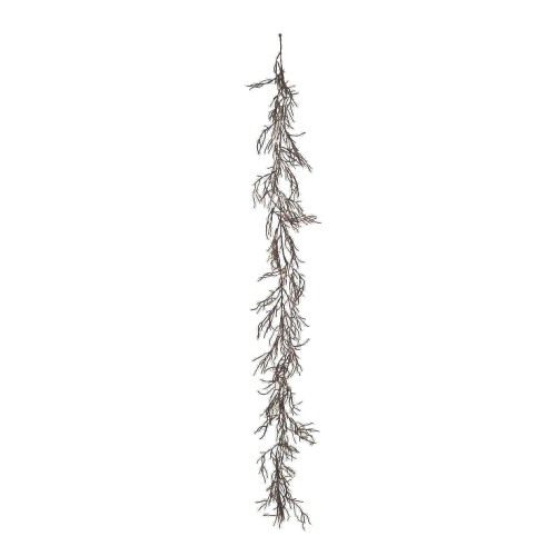 Frosted Winter Twig Garland Artificial 180cm