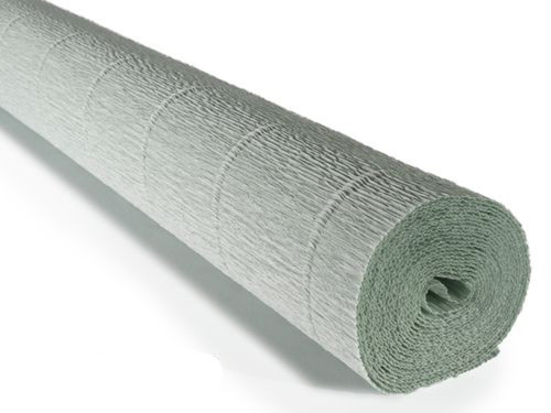 Crepe paper roll 180g (50 x 250cm) Soft Mint (shade 621)
