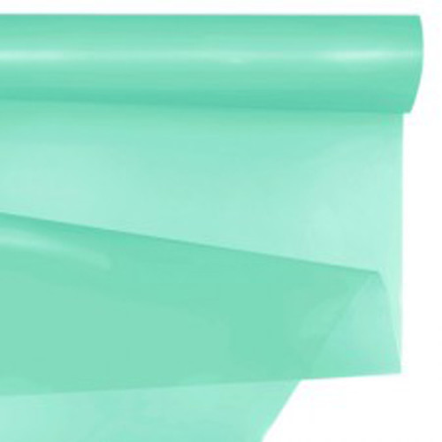 Cello Roll Frosted 70cm x 50m Teal