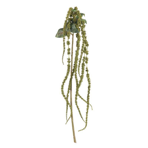 Hanging Artificial Amaranthus 65cm Green