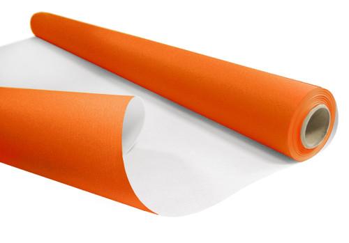Kraft Paper Roll 50cm x 200m 6kg Orange / White Back