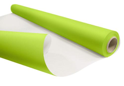 Waterproof Kraft Paper Roll 79cm x 25m Lime Green