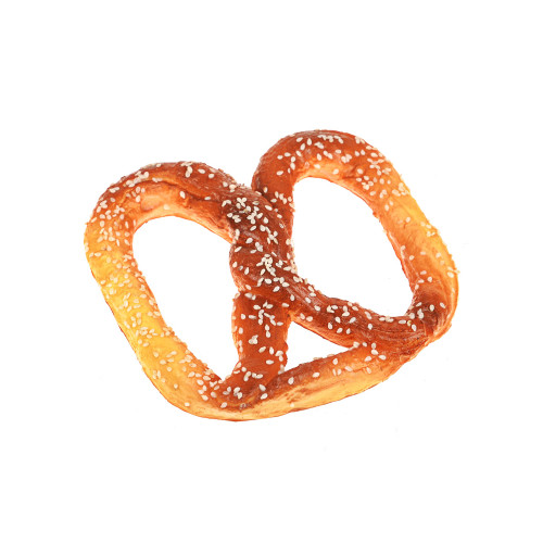 Artificial Bread Pretzel 15cm Diameter