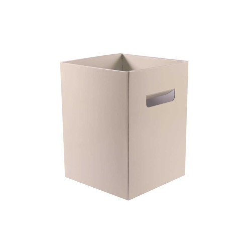 Cardboard Bouquet Box (18 x 18 x 24cm) x 10 Cream
