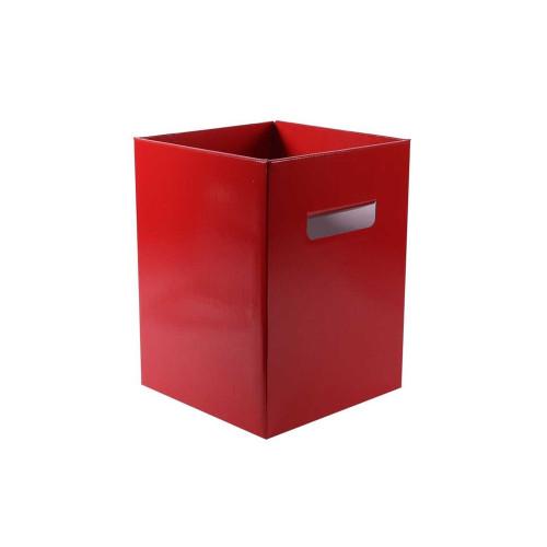 Cardboard Bouquet Box (18 x 18 x 24cm) x 10 Red
