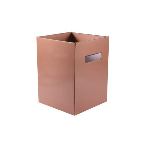 Cardboard Bouquet Box (18 x 18 x 24cm) x 10 Rose Gold