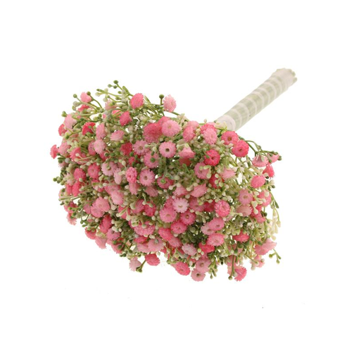 Million Star Artificial Gypsophila Bundle Pink