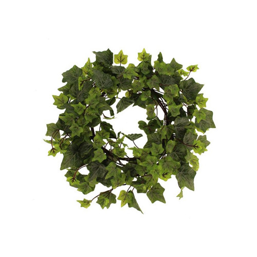 Ivy Wreath Artificial Outdoor 33cm/13 Inches