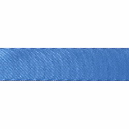 Satin Florist Ribbon 25mm/1 Inch Wide on a 20m/22yd Roll Royal Blue